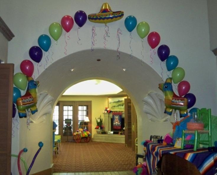 Fiesta Arch