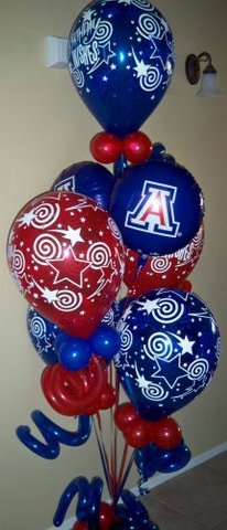 U of A Bouquets