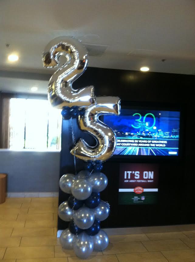 25 Celebration